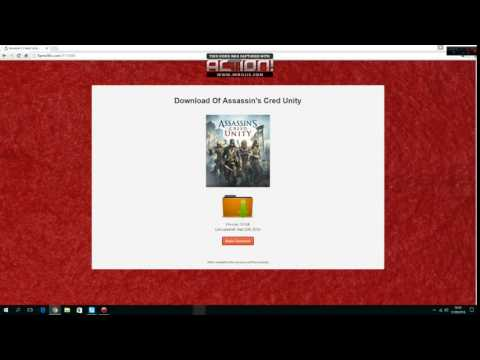 Assassin's Creed Unity Download PC