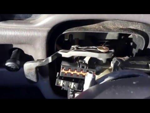 Jeep Cherokee 97-01 turn signal switch + relay