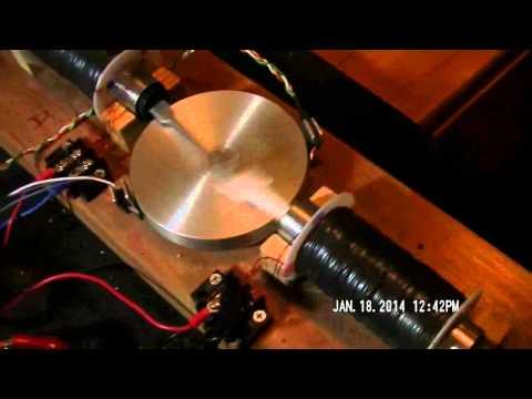 Piston Powered Magnetic Pulse Motor
