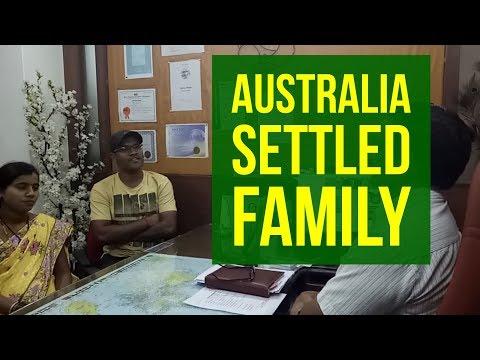 Sunil - Perth, Australia based client narrating his life in Australia