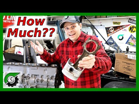 Is a Machine Shop Worth the Cost??:  Rebuild Part 14