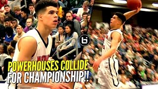 Nathan Hale vs Rainier Beach CHAMPIONSHIP! Michael Porter Jr 39 Points vs Beach