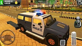 Emergency Driver Sim City Hero #4 - Police Car 4x4 - Android Gameplay FHD