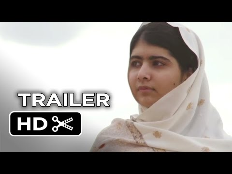 He Named Me Malala Official Trailer 1 (2015) - Documentary HD