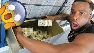 SOMEONE SENT $100,000 DOLLARS TO MY P.O. BOX!
