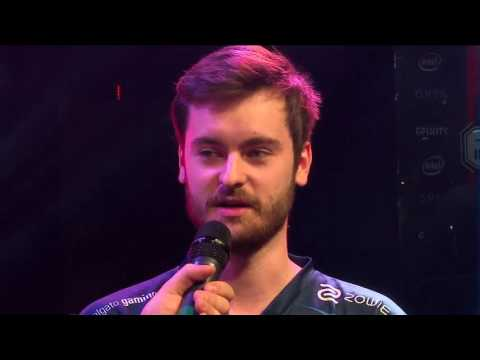 CS:GO - NBK shout out to Cyanide