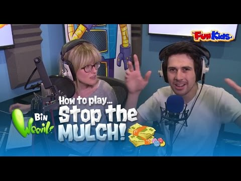 How to play Stop The Mulch from Bin Weevils