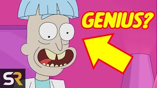 10 Doofus Rick Theories That Change Rick And Morty