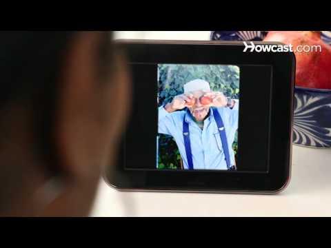 How to Share & Enjoy Endless Pictures w/ KODAK Pulse Digital Frame