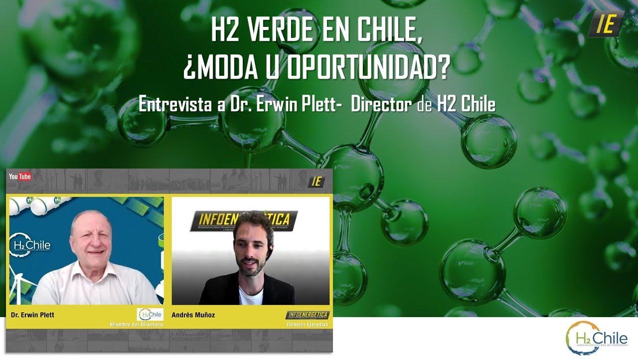 HIDRÓGENO VERDE EN CHILE, ¿MODA U OPORTUNIDAD?