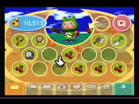 Let's Play Animal Crossing City Folk - #58 Cherry Bomb
