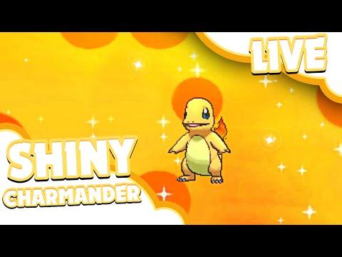 Live Shiny Charmander After 120 Eggs Via Masuda Method - Shiny Living Dex (4/721)