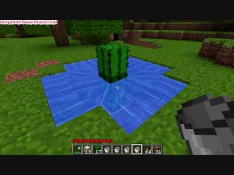 Basic and Easy Mob trap Tutorial - Minecraft