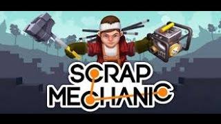 Tutorial - Cum Sa Faceti Rost De Scrap Mechanic.
