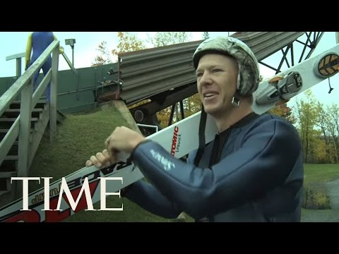 Ski Jumping | How They Train | TIME