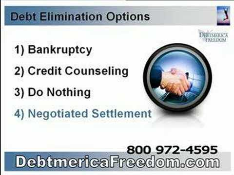How To Eliminate Your Credit Card Debt & Avoid Bankruptcy