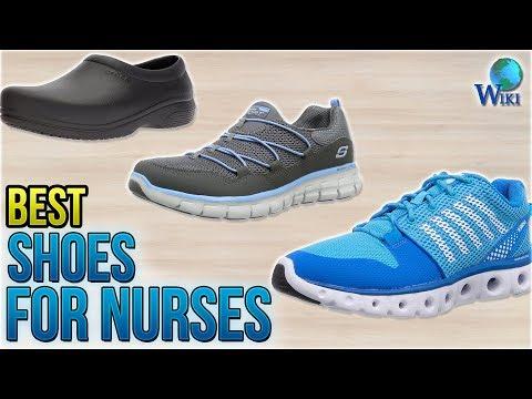 10 Best Shoes for Nurses 2018