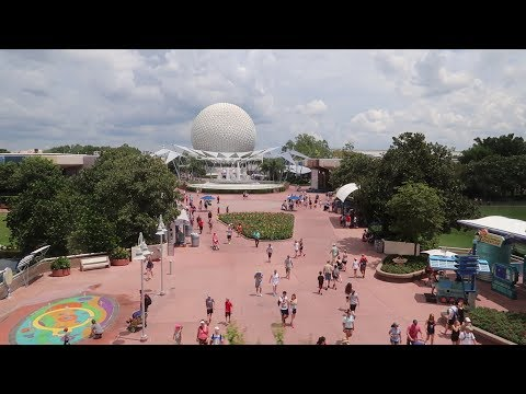 Lots Of Changes Coming To Disney's EPCOT | D23 Talk, Ellen's Energy Adventure & New Minnie Vans