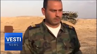 "Syrian Air Defense Officer: ""My Crew Found the Missiles, the Russian BUKs Did the Rest"""