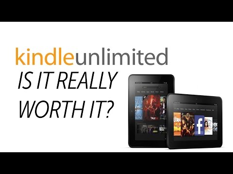 Amazon Kindle Unlimited Is It Worth It? (Tech Tuesday)