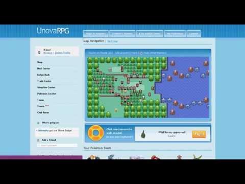 UnovaRPG Tutorial: How to make Pokemon Shiny, Metallic ETC