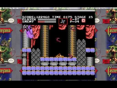 Let's Play Castlevania: Episode 5 - Cheating Death (Level 5 / How to Beat Death)