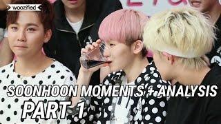 SoonHoon ❮ Hoshi x Woozi ❯ Moments   Analysis pt.1