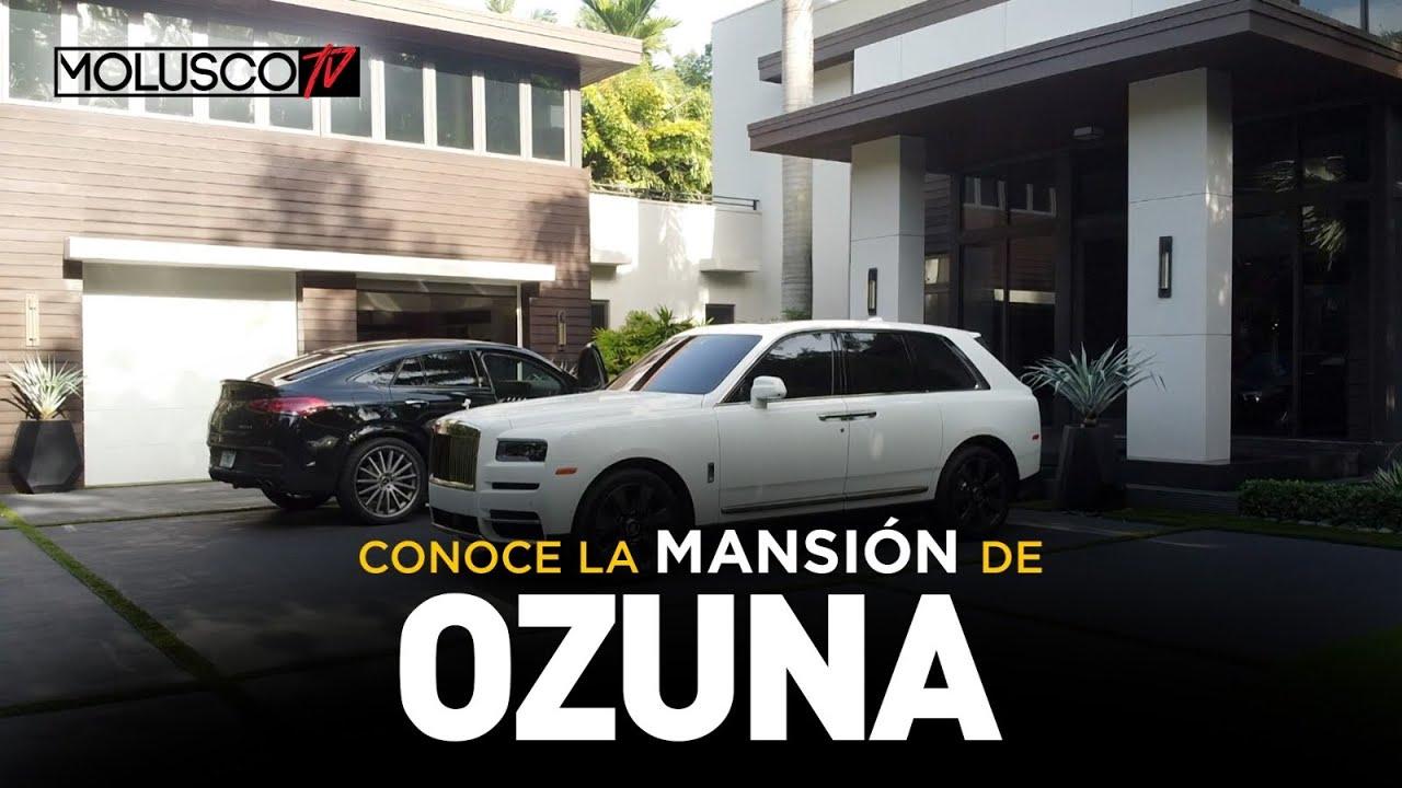 Ozuna Nos Enseña SU NUEVA Mansión De 5 MILLONES