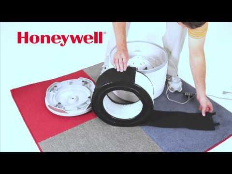 Honeywell Air Purifier - Filter Change