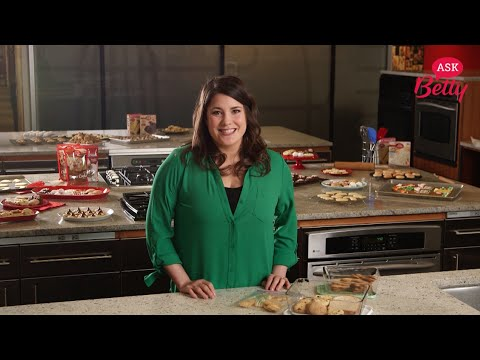Ask Betty: Why do all of my cookies turn so hard when cooled?