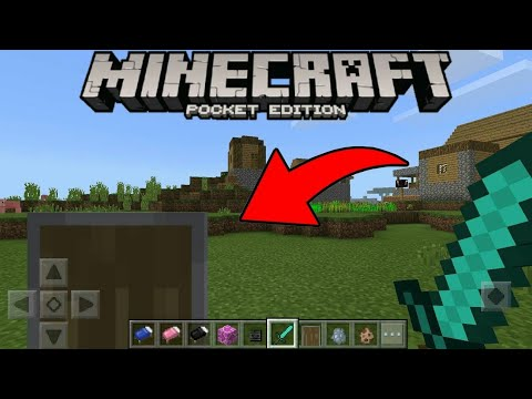 Minecraft PE 1.2 | HOW TO UNBLOCK SHIELDS IN MCPE 1.2!! + DOWNLOAD LINK!! (Pocket Edition)