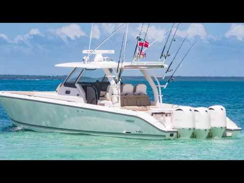 Boat Review: Pursuit S 408