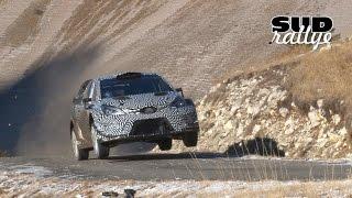 Test Rallye Monte Carlo 2017 - Juho Hänninen (Yaris WRC) (HD)