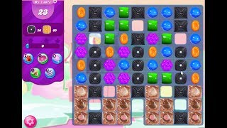 Candy Crush Saga Level 4078 No Boosters