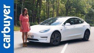 Download Tesla Model 3 2020 in-depth review - Carbuyer Video