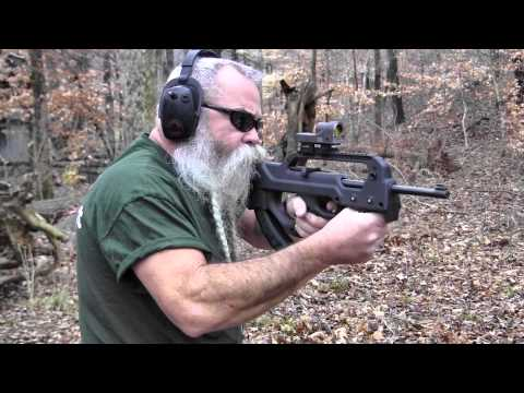 Aklys Defense ZK-22 Bullpup 10/22 Conversion - YouTube Exclusive!