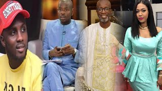 Démission Pape Cheikh Diallo à la TFM,Aba No Stress,principal coupable? Ya Awa séduit Bouba Ndour...