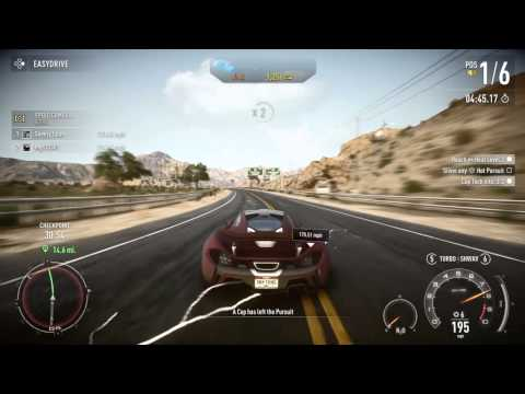 Need for Speed™ Rivals heat level 5 lol