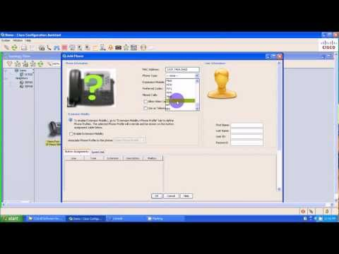 Configuring IP Communicator CCA3_2_1.flv