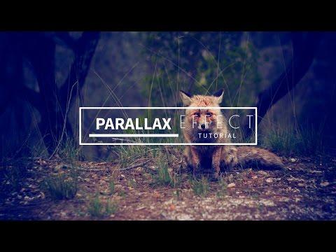Parallax Effect Using CSS