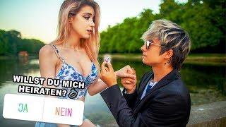 Willst Du Mich Heiraten? (24h Instagram Challenge) | Julien Bam