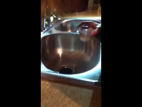 Distilled white vinegar challenge