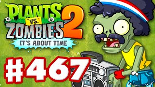 Download Plants vs. Zombies 2: It's About Time - Gameplay Walkthrough Part 467 - Highway to the Danger Room! Video