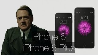 Hitler Introduces the iPhone 6 and iPhone 6 Plus