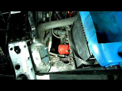 Automatic Transmission Fluid Filter Change Saturn