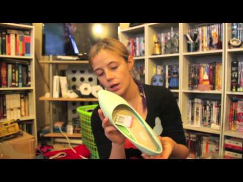 Cosplay Diaries: Elsa Shoes Part One