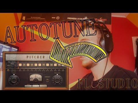 FL Studio 10 - AUTOTUNE [PORADNIK PL]