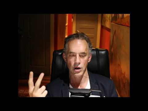 Jordan Peterson: 4 things highly anxious over-thinkers (and drinkers) must do.