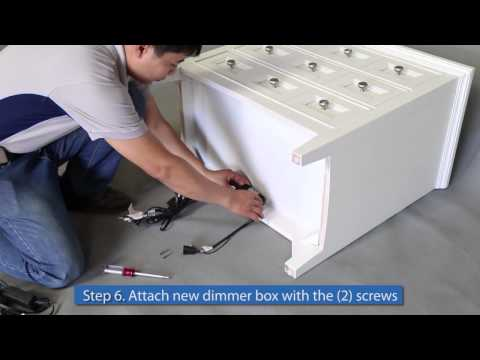 Touch Dimmer Replacement