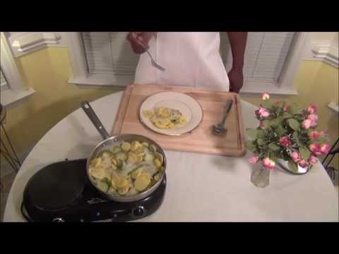 Squash and Zucchini Recipe | Healthy Vegetable Side Dishes